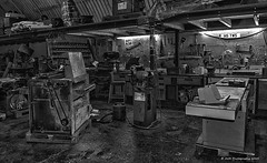 31/365 (AGB Photography) Tags: blackandwhite bw nikon january tools workshop 365 day31 woodworking 1stmonth project365 wadkin day31365 d7000 woodworkingmachines 3652013 agbphotography 365the2013edition 31jan13