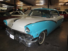 56 Ford Fairlane Victoria (DVS1mn) Tags: ford town victoria 1956 six 56 nineteen fairlane fifty nineteenfiftysix
