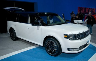 2013 Washington Auto Show - Upper Concourse - Ford 11 by Judson Weinsheimer
