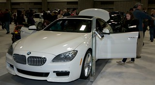 2013 Washington Auto Show - Lower Concourse - BMW 4 by Judson Weinsheimer