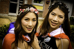 Viewfinder-3 (sven.vansantvliet) Tags: flowergirls bloemen bloemenmeisje flower flowers hair haar tomorrowland 2016 tomorrowland2016 boom schorre