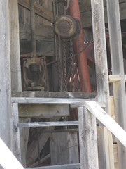Oil Derrick workings (jamica1) Tags: calgary heritage park oil petroleum alberta canada