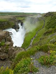 P1870426 Gullfoss waterfall  (24) (archaeologist_d) Tags: waterfall iceland gullfoss gullfosswaterfall