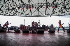 Saliva - Chene Park - Detroit, MI - 8/14/16
