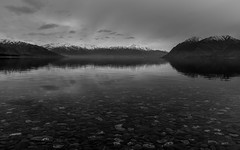 Dull day, Lake Hawea, South Island NZ. (zemanfoto) Tags: southisland nz czphoto