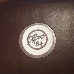 DeBoos, Janet (Australian Potters' Marks) Tags: australianpottery janetdeboos d nsw