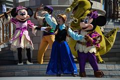 DSC_0456 (photosbyjenna) Tags: disney disneyworld world wdw waltdisneyworld magic kingdom magickingdom tangled frozen anna elsa mickey mickeymouse minnie donald goofy rapunzel flynn