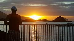 Shikinejima (Luclasaw) Tags:        tokyo shikinejima niijima sunset sea japan