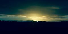 216-365 First glimpse of light (cohenvandervelde) Tags: 365project australia cohenvandervelde cowes creativecommons explore flickr flickriver melbourne scout canon clouds color colour landscape lights longexposure seascape shadow silhouette sunset