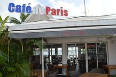 Café de Paris at Marina Royale in Marigot Collectivité de Saint-Martin France French side of the island of Saint Martin (RYANISLAND) Tags: france french saintmartin stmartin saint st collectivity martin collectivityofsaintmartin collectivité collectivitédesaintmartin marigot frenchcaribbean frenchwestindies thecaribbean caribbean caribbeanisland caribbeanislands island islands leewardislands leewardisland westindies indies lesserantilles antilles caribbees