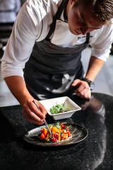 Chef_Dennis Koll (N+T*) Tags: canon eos 5d mark ii ef50mm f12 chef table restaurant