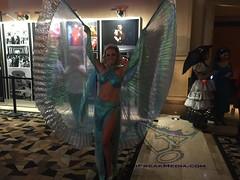 Star Trek  convention 2016-21 (GoFreak Media) Tags: lasvegas startrek star trek convention gofreakmedia data spock klingon thenextgeneration kirk jonjonthephenomenon