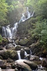 Torc waterfall (Long exposure) (Lux) Tags: samsungnx2000 samsung nx2000 fogliluca lux76 nobrainstudio trip ontheroad wild ireland eire irlanda irish land green