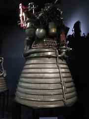 _2014_06_19_17_00_59 (Ricardo Jurczyk Pinheiro) Tags: apolo inglaterra j2 londres sciencemuseum ciãªncia espaã§o foguete motor museu tecnologia ciência espaço