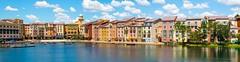 Little Italy (f.rohart) Tags: portofino italy orlando usa america colorful color loews hotel canonef24105mmf4lisusm canon7dmarkii outdoor