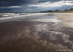 Northumberland Coast (Roger B.) Tags: beach coast northumberland surf england unitedkingdom