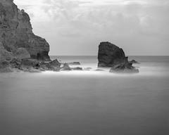 Playuelas (GOJR.) Tags: meduimformat nd10stops 6x7 analog film beach puertorico caborojo seascape longexposure leebigstopper neopanacros100 mamiyasekorc180mmf45 mamiyarb67pros