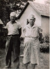 Martin Dorwood and Jennie Acheson Forbes Wolfe