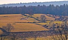 Hillside Fields In The Late Morning (John Kocijanski) Tags: fields catskills hillside odc colorsoftheseason canon55250mmislens