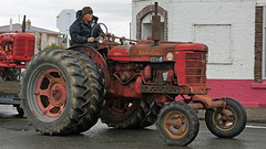 Farmall Super BMD Tractor. (Hugh McCall) Tags: barley countryside cattle sheep diesel wheat farming grain gas international petrol hay oats plowing dealership harvester mccormick implements ploughing deering cultivating