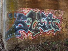 Ster (Behind the Bright Side) Tags: graffiti richmond va cert rva smk elw