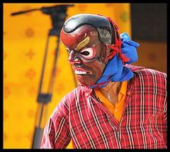 TheMask (Midhun Manmadhan) Tags: dance mask sikkim encheymonastery losoong