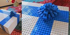 LEGO Gift Box (Imagine) Tags: christmas lego box gift bow imaginerigney