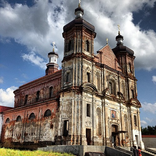 #belarus #photooftheday #church