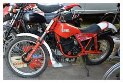 FANTIC MOTOR 240 Trial Pro (baffalie) Tags: mostra classic vintage italia moto italie motobike imola classicos scambio fantic