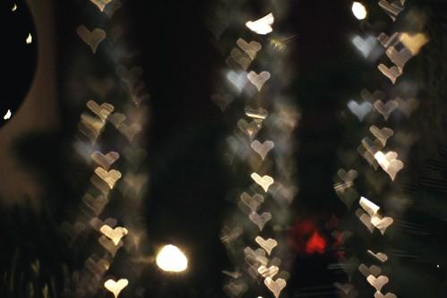 Weihnachten ist nun vorbei, vorbei die herzlich Vllerei - jetzt gibts nur noch Bokehdit..... ;-) (Froschknig Photos) christmas xmas weihnachten heart bokeh end herz 2012 ende michau pentacon5018 canoneos650d froschknigphotos