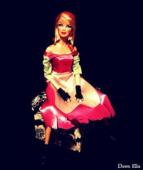 """I Dreamed A Dream"" (Dawn Ellis) Tags: barbie lesmiserables fantine idreamedadream"