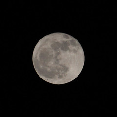 Long Nights Full Moon (blazer8696) Tags: winter usa moon cold canon eos rebel oak long frost unitedstates connecticut ct full nights t3 bethel 2012 ecw img5264 t2012