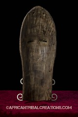 SongyeMask002 (African Tribal Creations) Tags: africa wood old sculpture statue atc antique african tribal carving figure congo drc patina creations songe democraticrepublicofcongo songye wasonga songhay basonge bassongo basongye bayembe