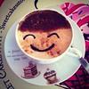 Un rico café para pasar un rato agradable solo en #sweetcakesstore #sweetcakesve #lecheria #barcelona #puertolacruz #venezuela #cafe #yummy #cute #originalcupcakes #originalcakes #delicious (Sweet Cakes Store) Tags: cakes square de cupcakes yummy cafe y venezuela tienda cupcake squareformat feliz barista carita tortas lecheria sweetcakes ponques iphoneography instagramapp xproii uploaded:by=instagram sweetcakesstore sweetcakesve