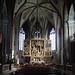 Michael Pacher, Sankt Wolfgang Altarpiece across nave
