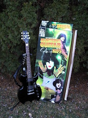 Autographed Paul Stanley Guitar (Vinny Gragg) Tags: music rock illinois kiss guitar band guitars bands autograph stanley halloffame tunes joliet rockandroll hof starman starchild paulstanley rockandrollhalloffame kissarmy rockrollhalloffame jolietillinois