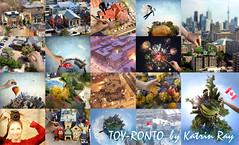 Toy-ronto Travels Across Canada! :-) (Katrin Ray) Tags: toronto ontario canada photoshop canon edmonton ottawa exhibition galleries mississauga toyland polarcoordinates tiltshift calgarydowntown canonphotography vistek photoshoptiltshift tilfshift littleplanet dreamscapesoftoronto katrinray miniaturestyle digimagic toyrontolife planetization toyronto toymansions toyrontotravelsacrosscanada calgarywillowpark toyrontobykatrinray