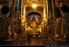 Shwedagon Paya, Yangon, Myanmar (JH_1982) Tags: travel building travelling art tourism architecture canon religious eos gold golden pagoda buddha interior shwedagon yangon burma hill religion great sightseeing buddhism landmark tourist exotic myanmar inside dagon sight traveling paya spiritual tamron birma sights daw rangoon 18mm pagode eveing birmanie zedi  birmania thegalaxy  270mm myanma  rangun 60d      mjanma singuttara jochenhertweck