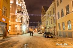 Tallinn, Estonia - Merry Orthodox Christmas! (GlobeTrotter 2000) Tags: christmas street new xmas old eve travel winter snow cold tourism happy town europe tallinn estonia russia nye year visit baltic celebration merry russian orthodox