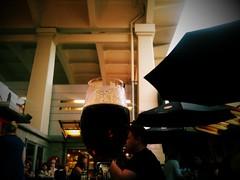 Beer under bridge