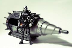 Mole Pod (JoeDiorama) Tags: gijoe toys joe diorama gi
