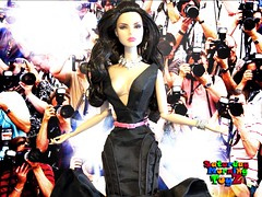Paparazzi Agnes (Saturday Morning ToyZ) Tags: fashion model estate thing barbie muse paparazzi another agnes royalty regal integrity silkstone kyori