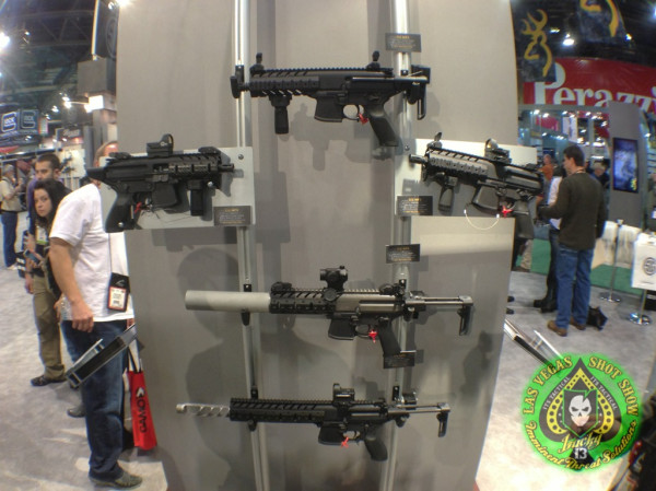 ITS Tactical SHOT Show 2013: Day 2 Live Coverage 007