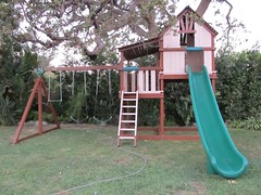IMG_0607 (Swing Set Solutions) Tags: set play swings vinyl slide structure swing solutions playset polyvinyl