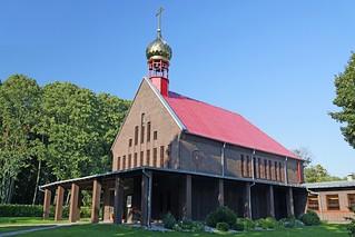 153 Memel - russ. Kirche