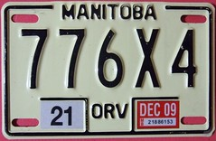 MANITOBA 2009 ---OFFROAD VEHICLE LICENSE PLATE (woody1778a) Tags: world canada cars car sign vintage edmonton offroad photos tag woody plate tags manitoba licenseplate collection number photographs license vehicle plates foreign numberplate licenseplates numberplates licenses cartag carplate orv carplates autotags cartags autotag foreigns pl8s worldplates worldplate foreignplates platetag snowmobauto