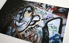 New Posters by Shawn Whisenant (*NickGarcia*) Tags: life graffiti san francisco twist muni shawn dfw tunnels ako kuk abhor thr akayo nighted whisenant