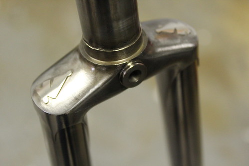 stainless bishops brazed on crown