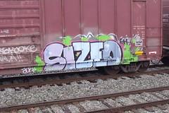 sizeo (NorthOfNorth) Tags: graffititrain