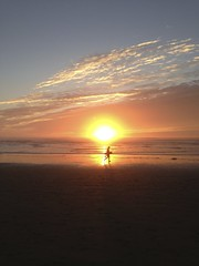 IMG_1607 (Kevin_v5) Tags: sanfrancisco sunset beach surfer oceanbeach photostream